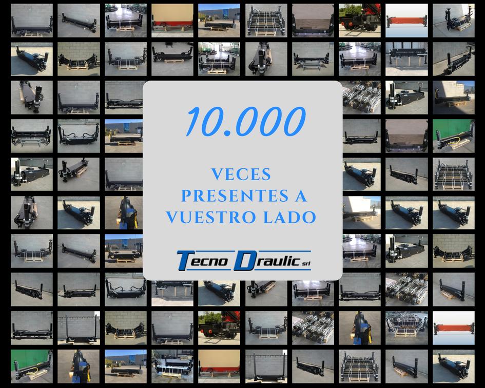 10.000 ESTABILIZADORES TECNODRAULIC